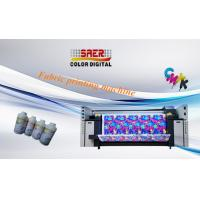Wholesale 3.5kw Heater Power Fabric Plotter / Cotton Fabric Printing Machine Large Format Size from china suppliers