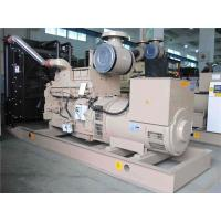 Wholesale 640KW 60Hz Electric Start Generator , Diesel Engine Generator Set For Hotel Use from china suppliers