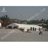 Wholesale Portable Aluminum Structure Big Party Tents , Amazing White Fabric Party Marquee from china suppliers