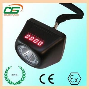 China Industrial Wireless 1 Watt Caving Headlamp , Cordless Mining Lights High Power on sale
