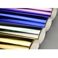 China Metallic Foil Paper Rolls/Laminating Foil Paper for Wine Boxes/Cake Tray for sale