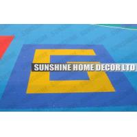 """Wholesale Plastic Portable Tennis Court Plastic Interlocking Sports Flooring For All Weather 12""""x12"""" any color from china suppliers"""
