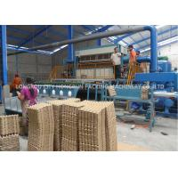 China Automatic Rotary Pulp Molding Machine 6000pcs/hr For Egg Tray / Box on sale