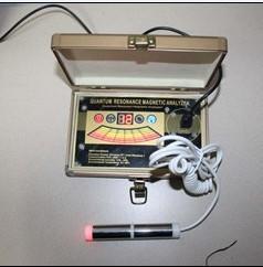 China German Mini Quantum Resonance Magnetic Body Analyzer For Health Win 7 / XP OS on sale
