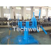 Buy cheap Accessories Of Cold Roll Forming Machine , Manual Double Head Hydraulic Uncoiler Machine from wholesalers
