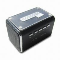 Wholesale Music Angel Mini Speaker with LED Screen with 80 to 18kHz Frequency Response from china suppliers