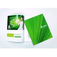 Wholesale Promotional A4 Booklet Printing , Tri Fold Brochure Printing Services Panton Color from china suppliers