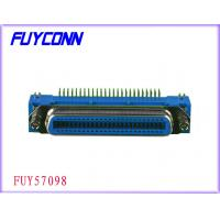 Buy cheap 36 Pin Centronic PCB Right Angel Female Printer connector with Jack Screws and Board Lock from Wholesalers