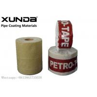 Wholesale UV Resistance Petroleum Petrowrap Anti Corrosion Tape For Pipe Fitting Flange from china suppliers