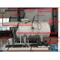 Buy cheap CLW brand 3.2metric tons mobile skid lpg gas refilling plant for sale, 32000kgs auto mobile Propane Skid-mounted plant from Wholesalers