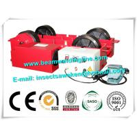 Buy cheap Handheld Pipe Turning Roller Conventional Welding 270 - 990m Vessel from Wholesalers