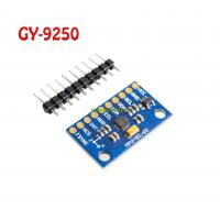 Wholesale MPU-9250 GY-9250 9-axis sensor module I2C/SPI Communications Thriaxis gyroscope from china suppliers