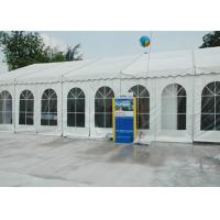 Wholesale Elegant Square Tube Trade Show Tents Rain Proof High Peak Marquees For Sports Event from china suppliers