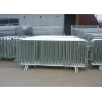 Wholesale Removable Temporary Construction Fence Panels For Backyard / Workshop from china suppliers