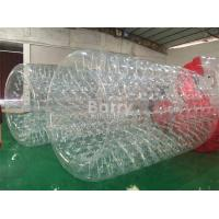 Wholesale Amusement And Outdoor Water Moving Ball , Inflatable Water Roller from china suppliers