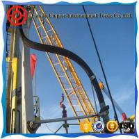 Wholesale API Spec 7K 3'' inch oil resistant rotary drilling rubber hose for mud delivery from china suppliers