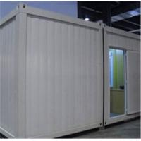 China Low cost portable shipping container home sales on sale