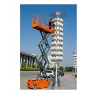 Buy cheap Mobile Scissor Lift Manufacturer / Stationary Scissor Lift Table from wholesalers