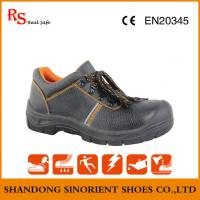China Made in china CE certificate Good quality steel toe safety shoes , Export to Poland Work shoes with cheap price on sale