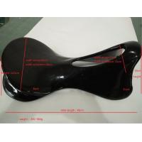 Wholesale 100% carbon fiber horse saddle racing saddle gap bridge for horse racing from china suppliers