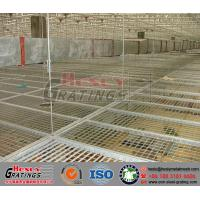 Wholesale Hot Dipped Galvanised Steel Floor Grating from china suppliers