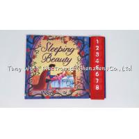 Wholesale 8 Push Button Sound Module for Sound Book , Funny musical books for children from china suppliers
