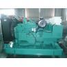 Three Phase Diesel Standby Generator , 50Hz Output 250KVA Open Type Diesel Generator for sale