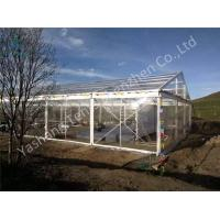 Wholesale Wind Resistant Transparent Fabric clear event tent Canopy backyard party Structure from china suppliers