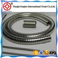 Wholesale 304 316L Stainless steel flexible metal hose with epoxy HY-003 galvanized ptfe hose assembly pipe fitting flexible metal from china suppliers