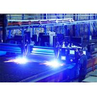 Quality CNC Flame Computerized Automated Plasma Cutter Hypertherm High Precision for sale