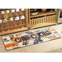 Wholesale Professional Slip Resistant Entrance Printed Door Mat / Small Area Rugs from china suppliers