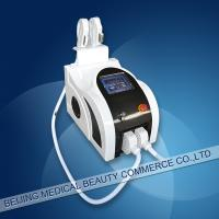 Wholesale RF IPL For Hair Removal / Skin Rejuvenation With Two Handles Beauty Equipment from china suppliers