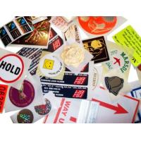 Wholesale Strong Sealing Strength Security Sticker Labels Non Leakage Eco Friendly from china suppliers