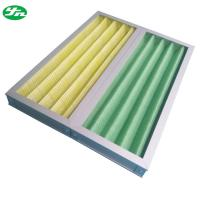 Wholesale Large Ventilation Pre Air Filter Non Woven Media Industrial Air Filters from china suppliers