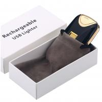 China Fashionable Flameless Usb Rechargeable Cigarette Lighter / Usb Coil Lighter on sale