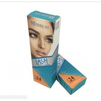 Wholesale Single copper paper Gilding process eyebrow pencil brush Colorful box package from china suppliers