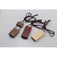 Wholesale Lanyard Custom Wood USB Flash Drive 3.0 Up to 64GB Personalized U038/WD02 from china suppliers
