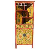 Wholesale Tibetan Coner Lacquer Cabinet, TF-A71, Tibet furniture from china suppliers
