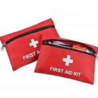 Wholesale First Aid Kit Pack Disposable Medical Device Portable Medical Emergency Kit Bag from china suppliers