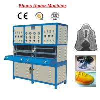 China Hot selling kpu shoes cover machine for sale