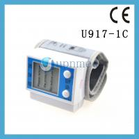 Wholesale Wrist Electronic Blood Pressure Monitor,Wrist Electronic Blood Pressure Monitor,U917-1C from china suppliers