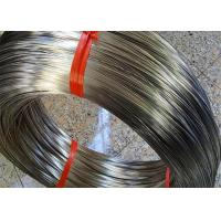 China Corrosion Resistance Stainless Steel Wire Grade 302HQ 304HC 0.05mm ~ 10mm ASTM A493 on sale
