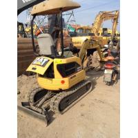 Wholesale Used Caterpillar Mini Excavator 301.5CR For Sale from china suppliers