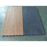 China 140X23 2019 trending products new type co-extrusion wpc decking capped composite deck flooring with good price on sale