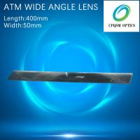 Wholesale ATM wide angle reflect fresnel lens back mirror speculum Cash Machine 400X50mm from china suppliers