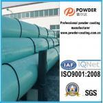China Good Adhesion Fusion Bonded Epoxy Powder Coating , FBE Coating Eco - Friendly for sale