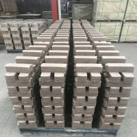 Wholesale Common Refractory Kiln Refractory Bricks Phosphate Bonded High Alumina Bricks For Cement Rotary Kiln 230*114*65 from china suppliers