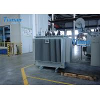 Wholesale S11 Power Oil Immersed Power Transformer 3 Phase Core Type Transformer from china suppliers