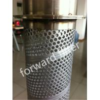 Wholesale Welded Spiral Perforated Tube For Automotive Exhaust System And General Industry from china suppliers