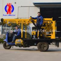 Wholesale XYC-200A hydraulic core drilling machine/hydraulic drilling machine working from china suppliers